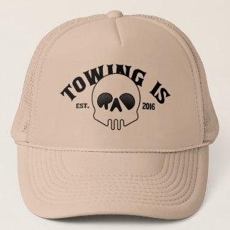 Boné O reboque é chapéu do camionista do Rad