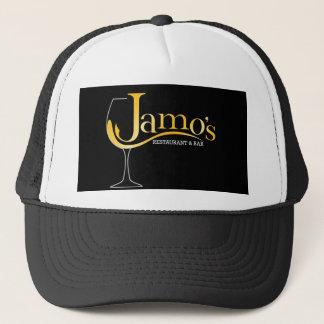 Boné O restaurante de Jamo e o chapéu do camionista do