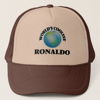 Boné O Ronaldo o mais fresco do mundo