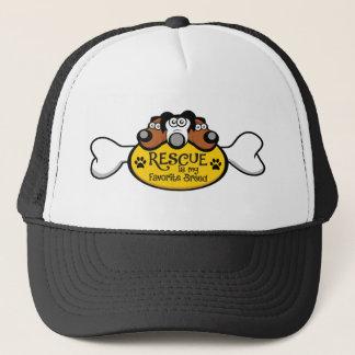 Boné O salvamento é meu chapéu favorito do camionista