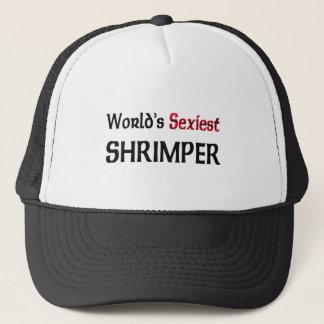 """Boné O Shrimper o mais """"sexy"""" do mundo"""