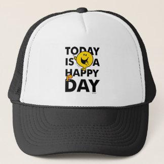 Boné O Sr. Feliz | é hoje um dia feliz