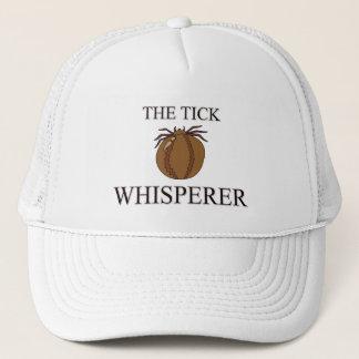 Boné O Whisperer do tiquetaque