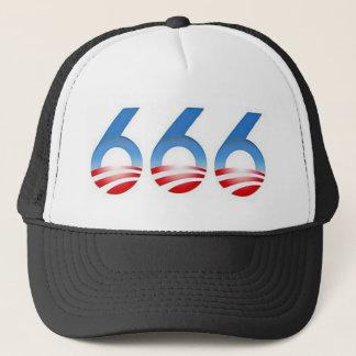 Boné Obama 666