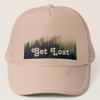 Boné Obtenha chapéu perdido do camionista de |