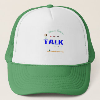 Boné obtido - chapéu 2