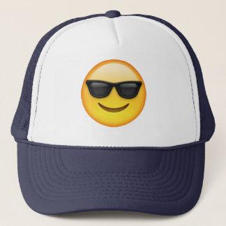 Boné Óculos de sol - Emoji