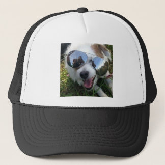 Boné Óculos de sol no FUTURO BRILHANTE do cão para MIM