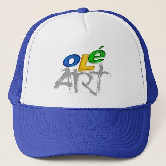 Boné Olé Art