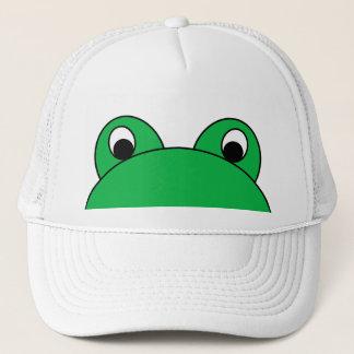 Boné Olhando o chapéu TBA do sapo