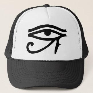 Boné Olho da ideia egípcia do presente do deus de Horus