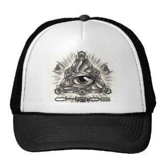 Boné olho de Horus Chaos