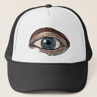 Boné Olho do providência (transparente)