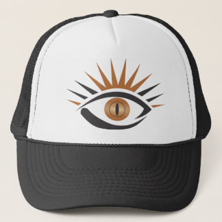 Boné olho Ilusório