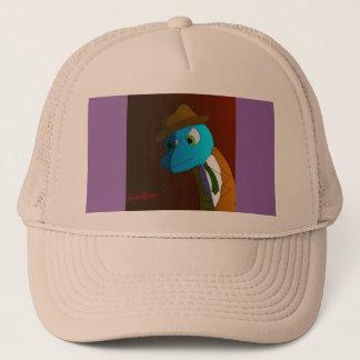 Boné Omega o chapéu do camionista do cobra