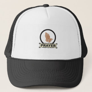 Boné Oração simples