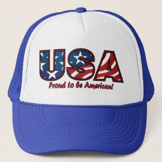 Boné Orgulho americano