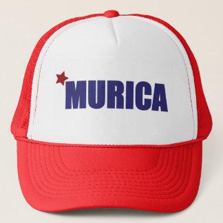 Boné 'Orgulho do americano de Murica