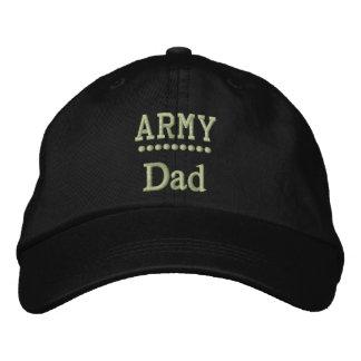 Boné Orgulho militar da família do pai do exército