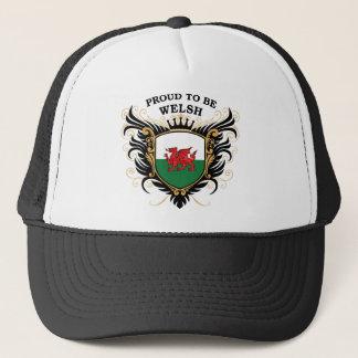 Boné Orgulhoso ser Galês