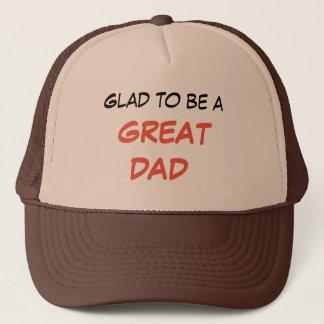 Boné Orgulhoso ser um chapéu do PAI