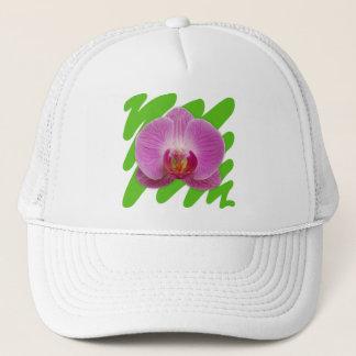 Boné Orquídea