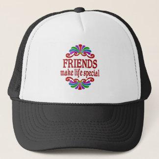 Boné Os amigos fazem o Special da vida