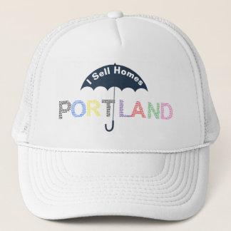 Boné Os bens imobiliários de Portland dirigem o chapéu
