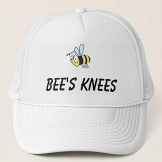 Boné Os joelhos da abelha