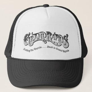 Boné Os Rapids suportam no chapéu de Grand Rapids