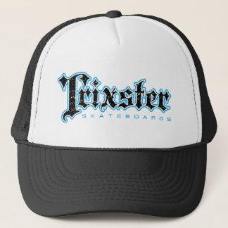 Boné Os skates de Trixster afligiram o chapéu do