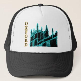 Boné Oxford Inglaterra 1986 espirais de construção