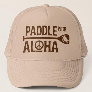 Boné Pá com Aloha o chapéu do camionista