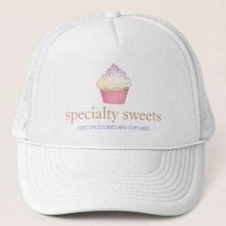 Boné Padeiro do cupcake