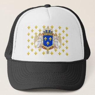 Boné Padrão real do reino de France, France