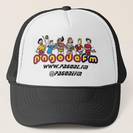 Boné Pagode FM Grupinho