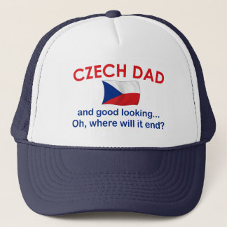 Boné Pai checo bonito