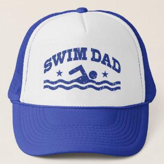 Boné Pai da natação