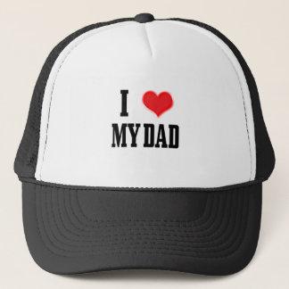 Boné pai do amor