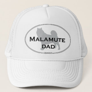 Boné Pai do Malamute