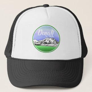 Boné Paisagem da montanha de Denali