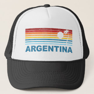 Boné Palmeira Argentina