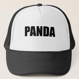BONÉ PANDA