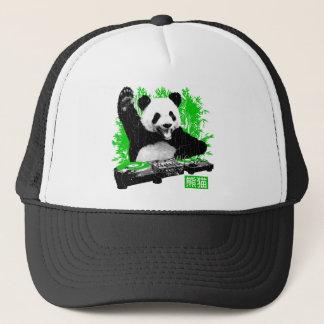 Boné Panda do DJ (olhar afligido vintage)
