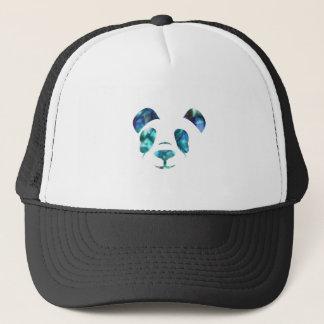Boné Panda do verde azul