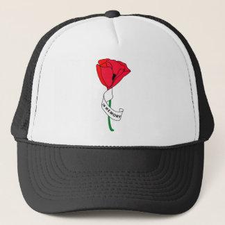 Boné Papoila do Memorial Day - chapéu