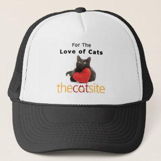 Boné Para--amor--gatos