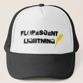 Boné Parafuso de relâmpago, relâmpago fluorescente