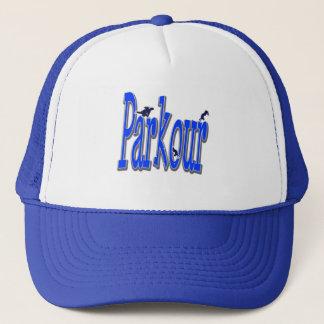 Boné Parkour