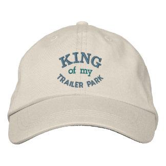 Boné Parque de caravanas engraçado/chapéu bordado